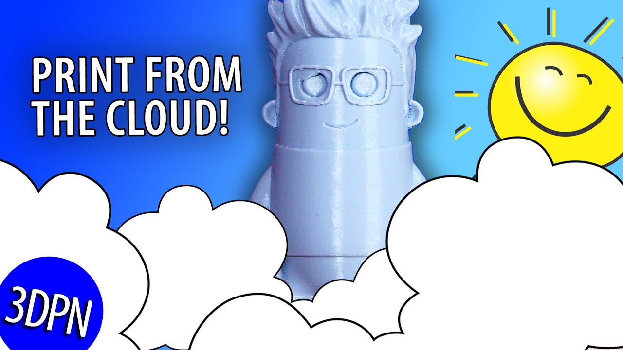 3D Printing from the Cloud with Raise3D
