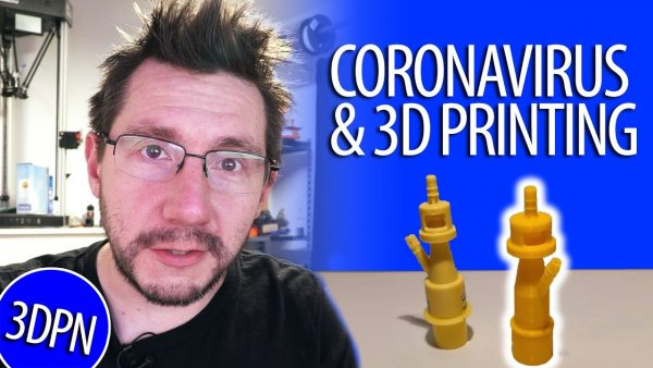 3D Printing Ventilator Valves for Coronavirus AND How YOU Can Help!