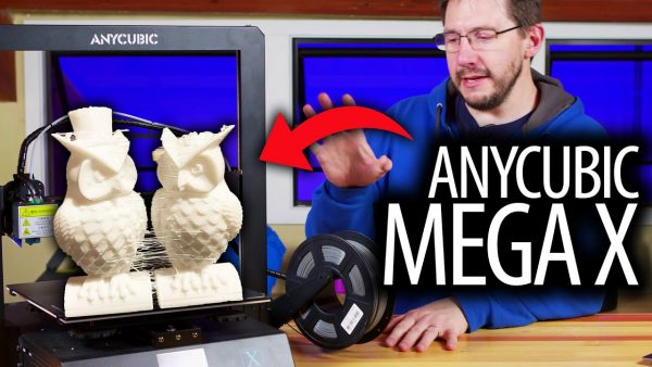 Anycubic Mega X First Impressions Non Review?