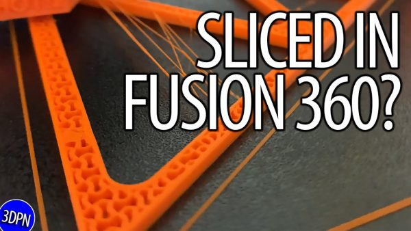 Fusion 360 is NOW a 3D Printing SLICER!
