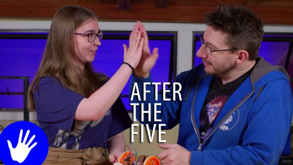 After The Five with Danielle Boyer STEAM Robots