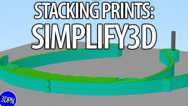 HOW TO STACK 3D PRINTS in SIMPLIFY3D