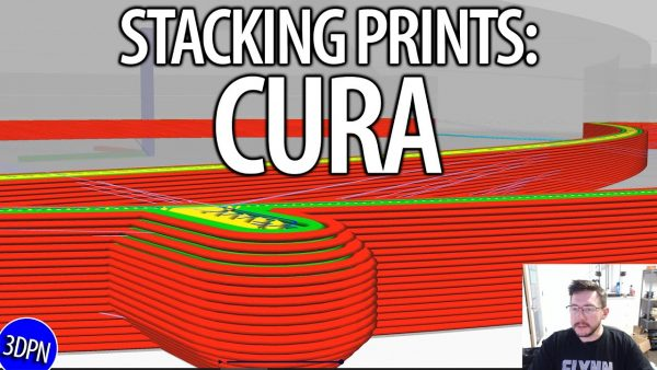 HOW TO STACK 3D PRINTS in CURA