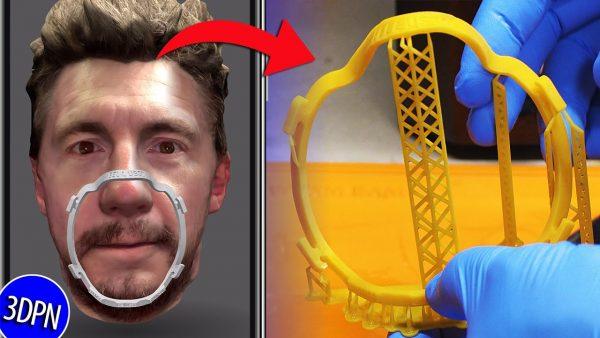 Does the Bellus3D Scanning App Work? Testing on Prusa SL1