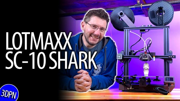 Lotmaxx SC-10 SHARK 3D Printer *FIRST LOOK*