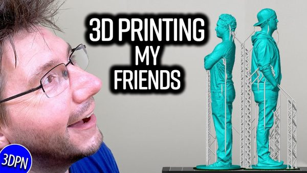 3D Printing My Friends?