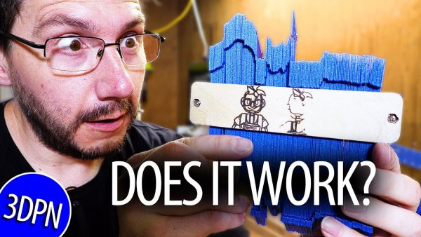 Do 3D Printed Tools Work? // What About a Contour Gauge?