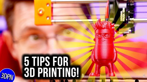 3D Printing 101: 5 Tips from the Community!