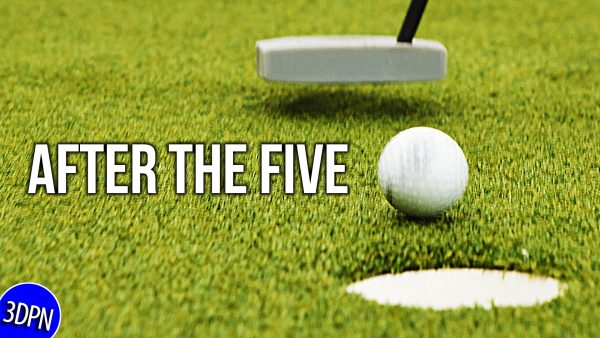 After The Five // 3D Printed Golf
