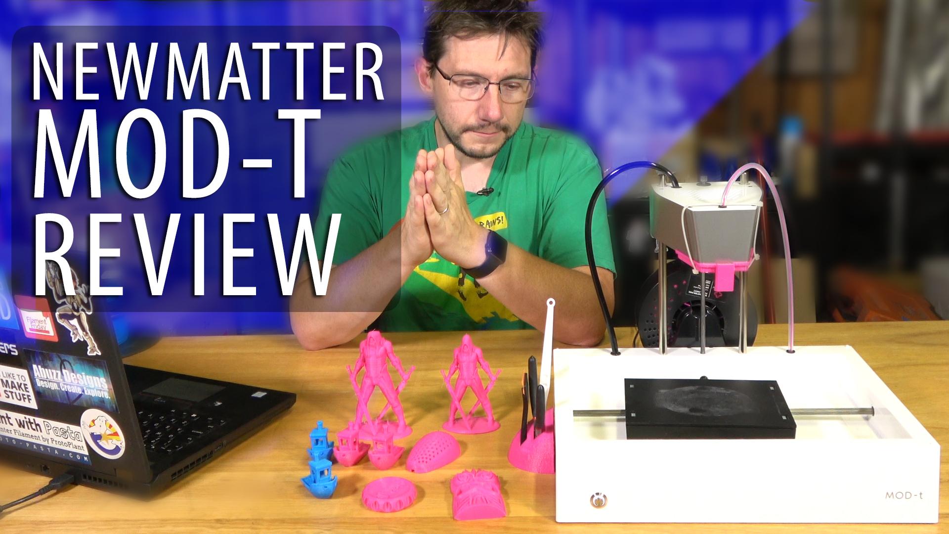 Newmatter MOD-t Review