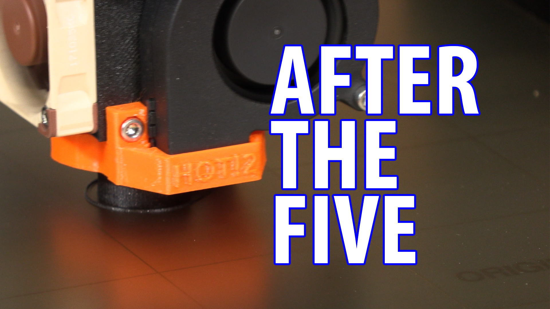 After The Five – Prusa i3 mk3 First Impressions