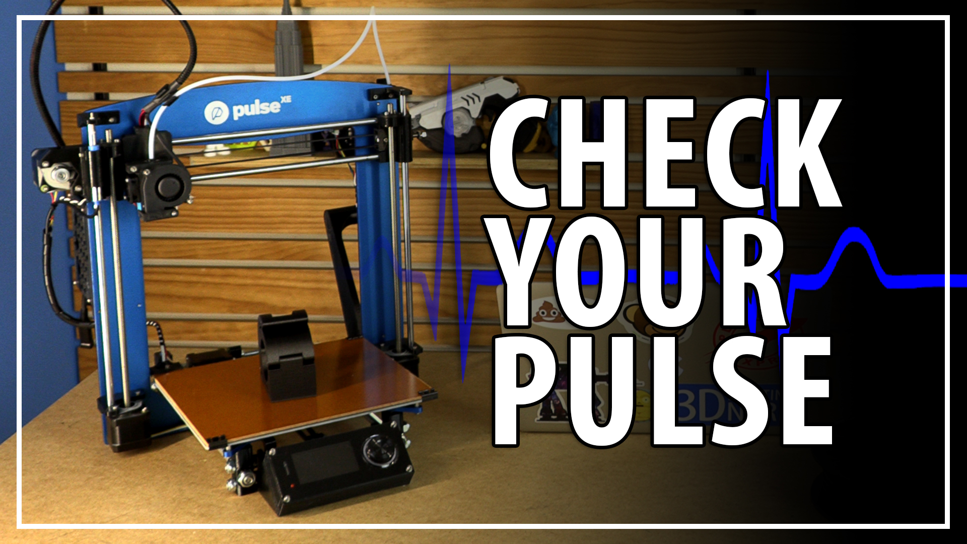 Previewing the Matterhackers Pulse XE 3D Printer w/ NylonX filament