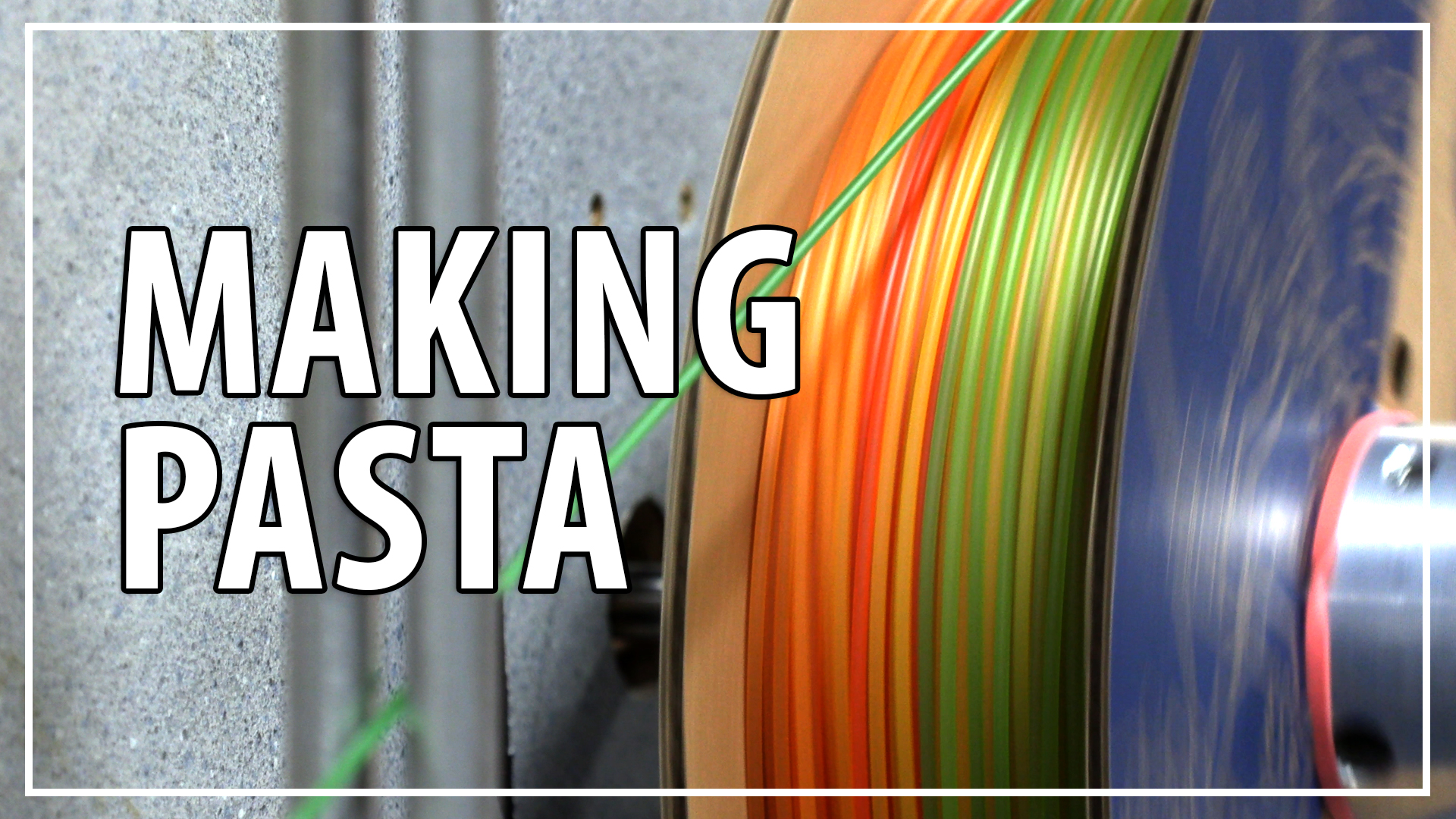Making Fun Filament at Proto-Pasta – 3D Printing with Transitions and Custom Colors!