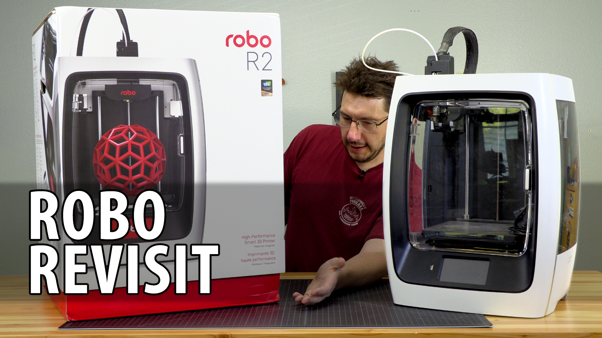 Revisit the Robo R2 3D Printer – Second and Third Impressions Update