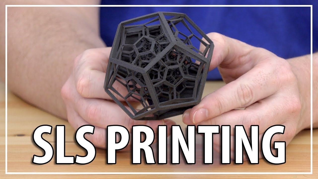 What is SLS 3D Printing? Showing Models from the Sinterit Lisa 3D Printer