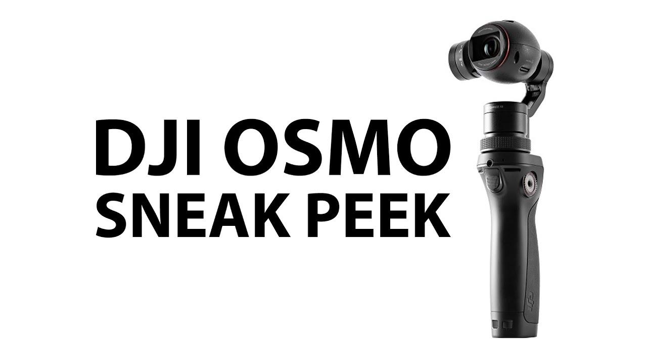 DJI Osmo Tease