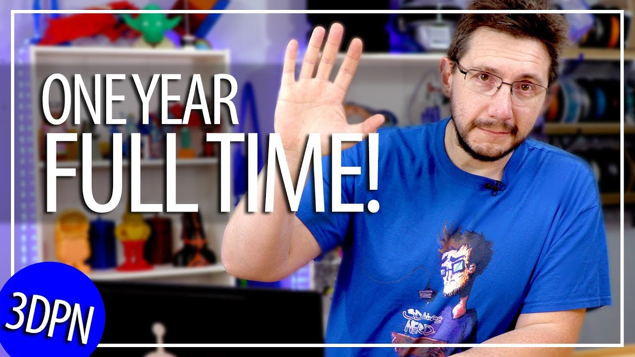ONE YEAR FULL TIME ON YOUTUBE – I Answer Your Questions!