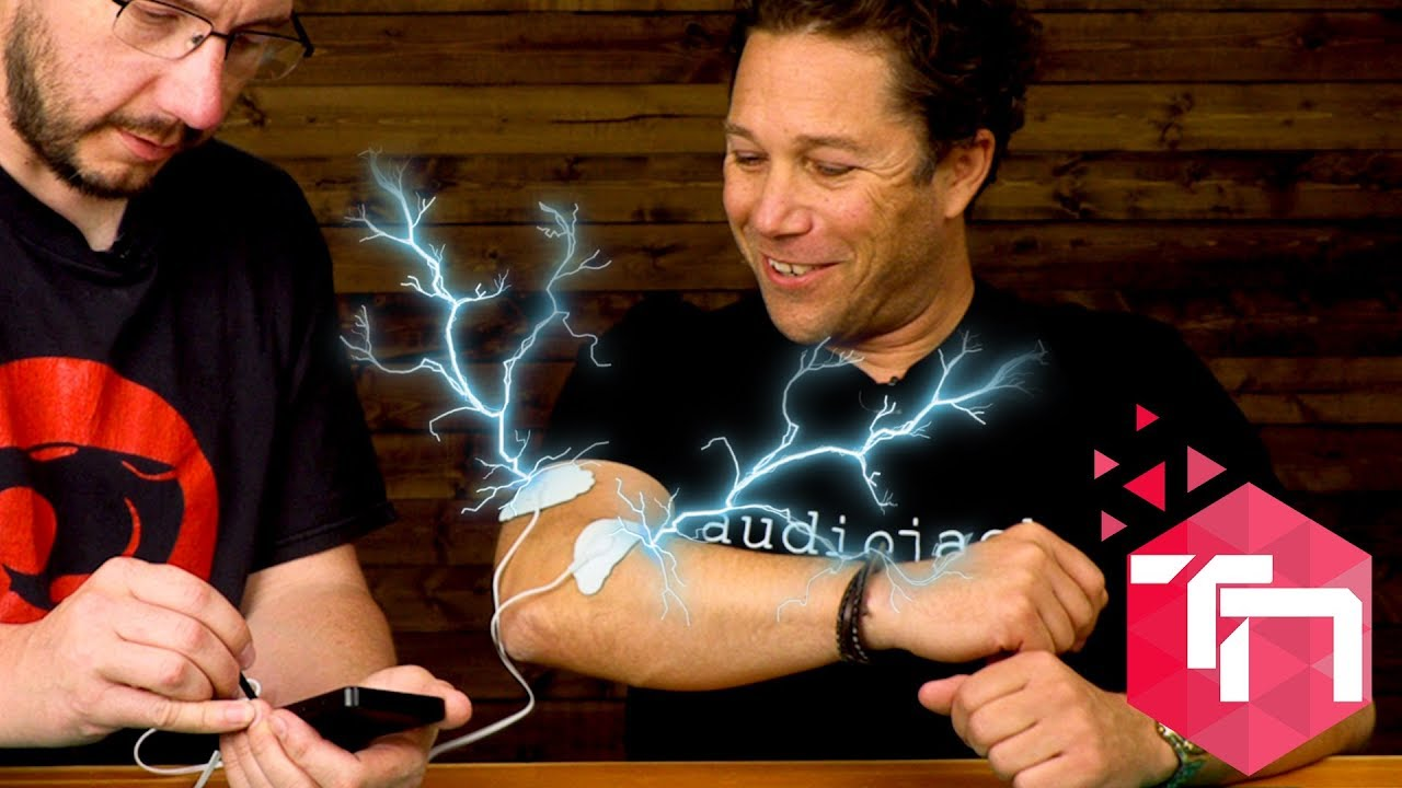 Electrical Shocks for Muscle Relaxation – ieGeek TENS Review