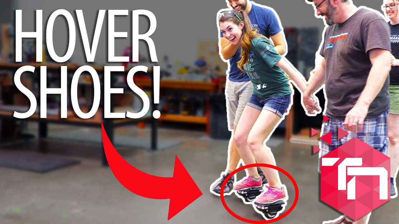 Koowheel Hover Shoes – Hard To Ride / Scary Fun
