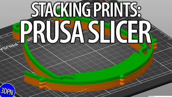 HOW TO STACK 3D PRINTS in PRUSA SLICER