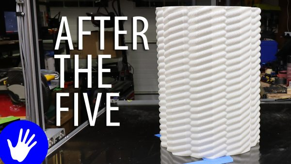 After The Five – $38,000 3D Printer
