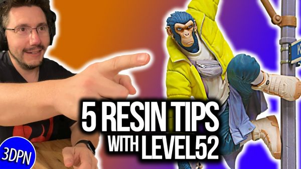 Resin 3D Printing LIKE A PRO! Tips from Level52 Studios!
