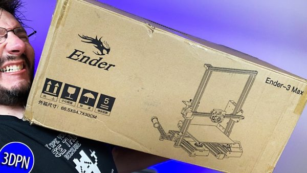 ENDER 3 MAX – Let's Do This!