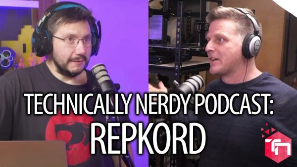 Technically Nerdy Podcast 001 // Nerding Out with Alan Puccinelli (Repkord)