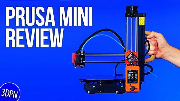 Prusa MINI Review // So far …