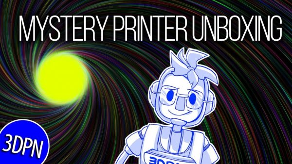 Mystery 3D Printer Unboxing – Let's Do This!