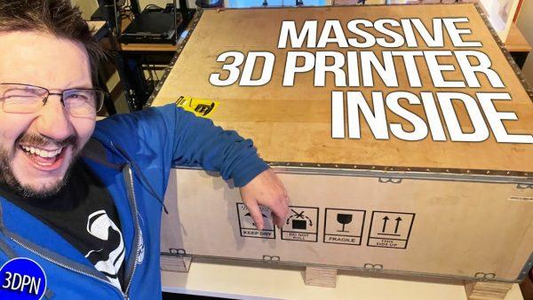 LAST STREAM OF 2020! MASSIVE Flashforge AD1 3D Printer