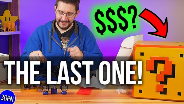 HOW MUCH MONEY is in the Mario Block???