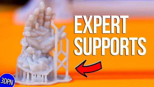 EXPERT LEVEL Supports on Broken Anvil Miniatures!